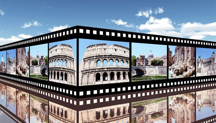 Cinecittà Studios es Hollywood en el Tíber
