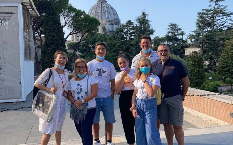 Rosi Vatican Tour