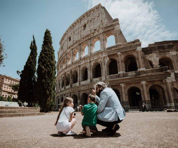 Compressed Pix Around Rome Colosseum Tour=