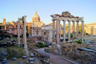 Ancient Rome from a Jewish Perspective | Semi-Private