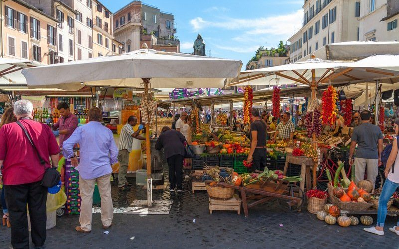 Farmers' Market Shopping with Roman Full Course Class