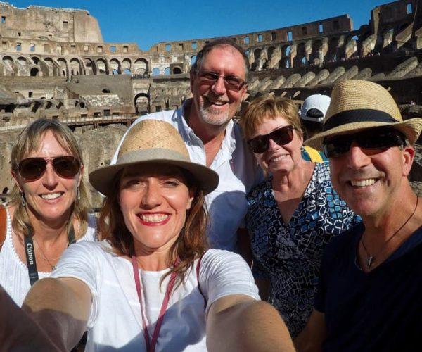 Excursión Express Arena Floor Colosseum Tour