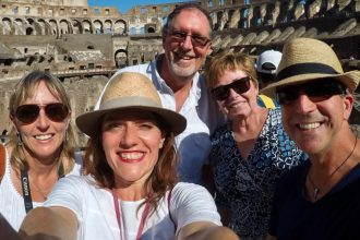 Colosseum & Ancient Rome Tour