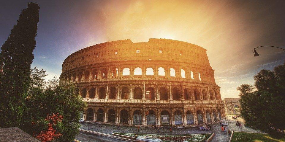 Roma romántica en coche | Privado