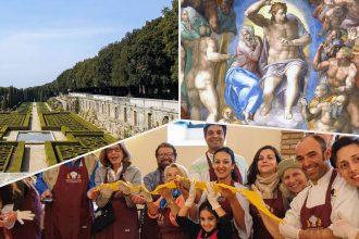Full Day Popes Summer Residence