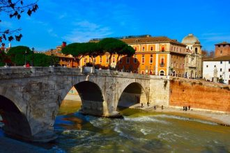 Jewish Ghetto and Trastevere Tour