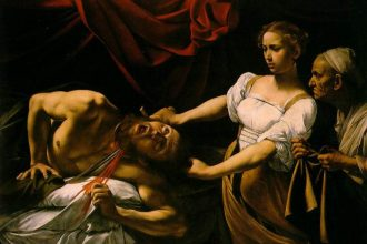 Painting with Caravaggio