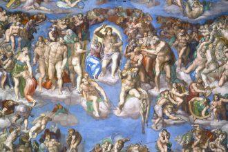 Michelangelo Last Judgment Sistine Chapel