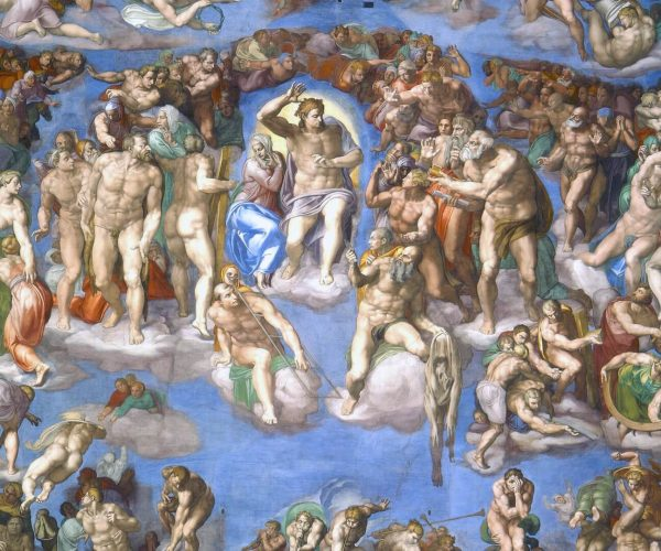 Michelangelo Last Judgment Sistine Chapel
