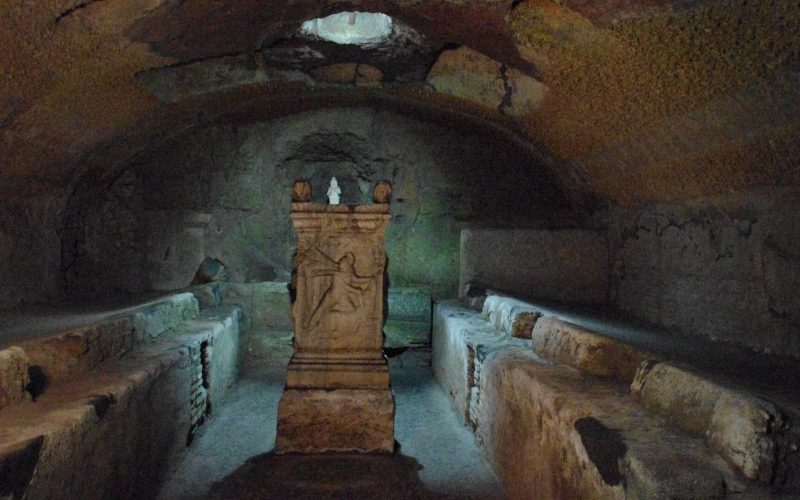 Mithraeum_San_Clemente_Rome Cropped (1)