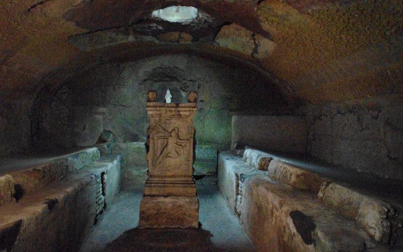Mithraeum_San_Clemente_Rome Cropped (1)