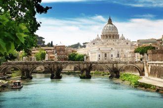 Romantic Rome Car Drive | Private
