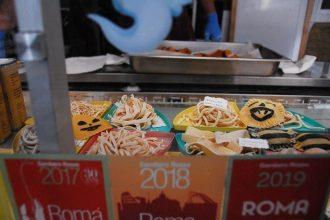 Rome Golf Cart Tour and Testaccio Food Tastings