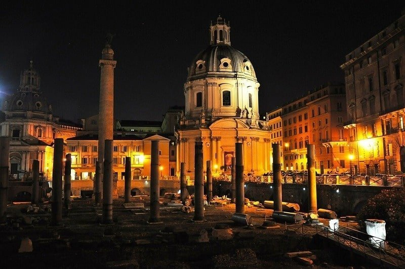 Rome by Night Tour | Private