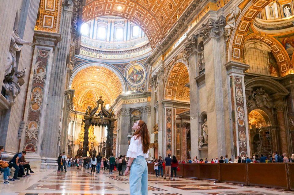 Visita a la Capilla Sixtina de los Museos Vaticanos y al Museo de San Pedro