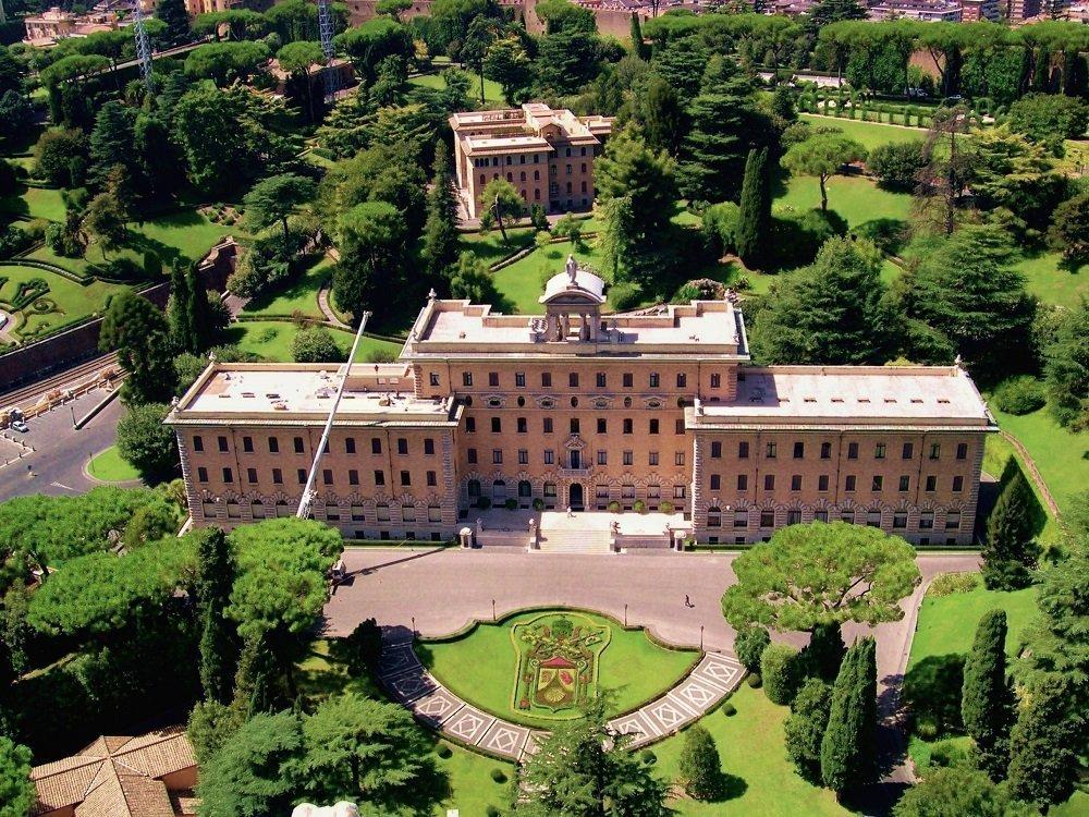 Vatican Gardens Tour   Private