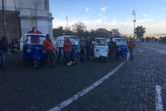 Tuk Tuk Tour of Rome | Private