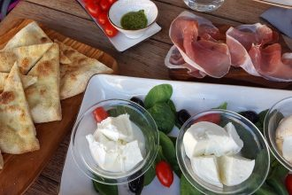 Pizza & Roman Antipasti | Private