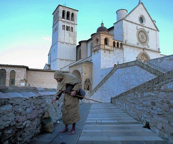 Assisi and the Gentle Hills of Umbria