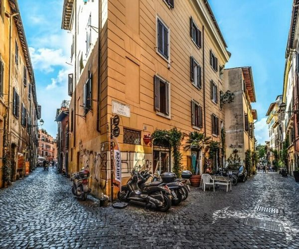 Hidden Trastevere and Villa Farnesina Tour | Private