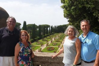 Day Trip to the Pope's Summer Residence at Castel Gandolfo with Cooking Experience | Private