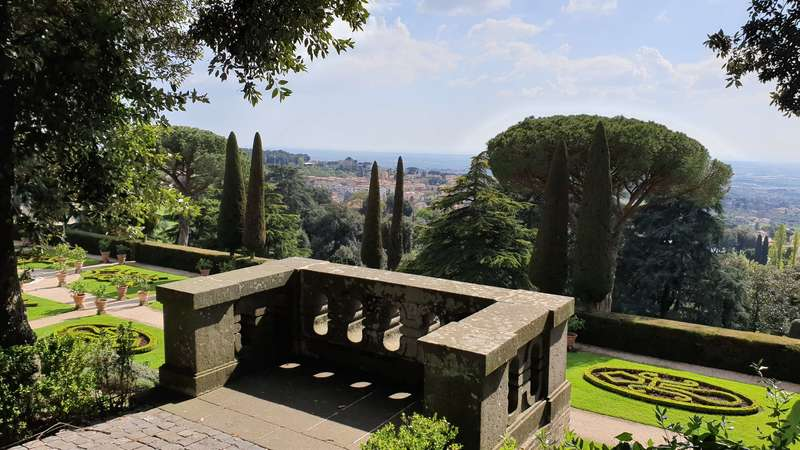 Wine & Country Tour in the Roman Hills | Private
