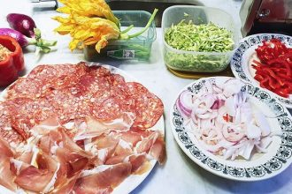 Italian Sunday Lunch Class with Farmers Market Shopping | Shared