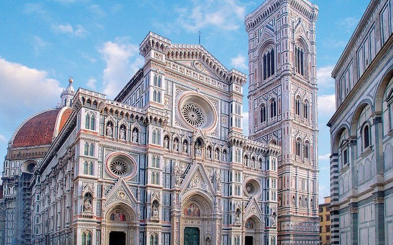 Orientation Tour of Florence with Uffizi & Accademia | Private