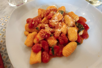 Master Parmigiana and Gnocchi Making with Farmers Market Shopping | Shared