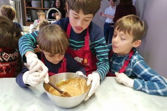 Gelato & Italian Biscotti Making Class | Small Group