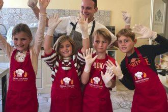 Gelato & Biscotti italiano que hace la clase | Privado