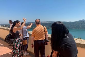 Day Trip to the Pope's Summer Residence at Castel Gandolfo with Cooking Experience | Small Group