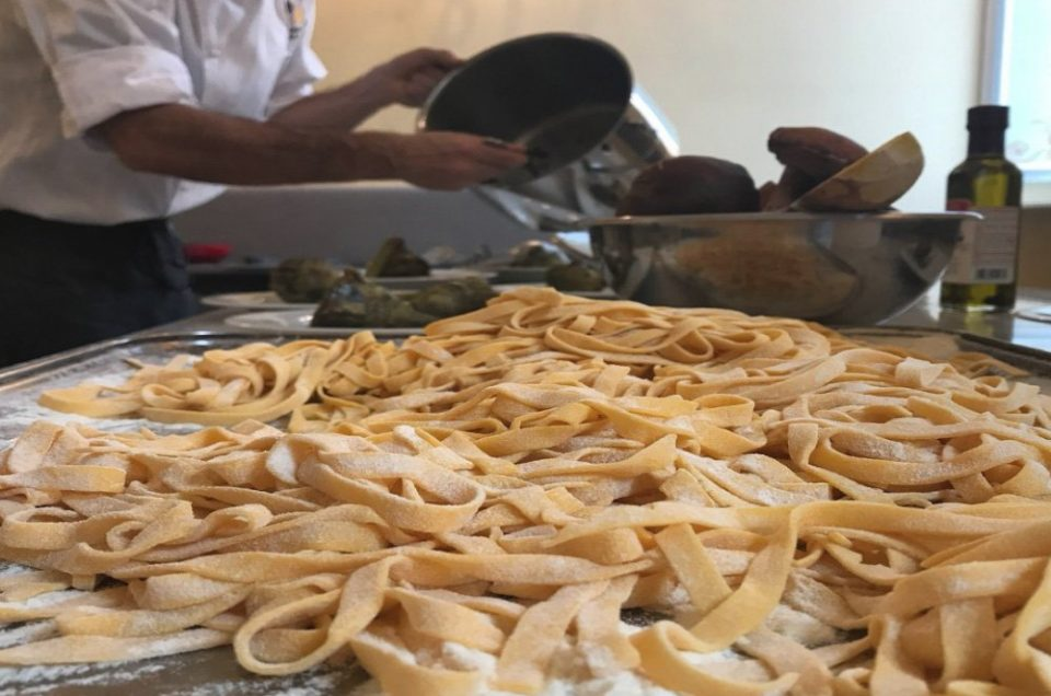 Double the Roman Experience: Vatican Tour & Authentic Italian Cooking Class | Private