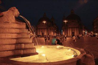 Jewish Evening Stroll through Rome   Semi-Private