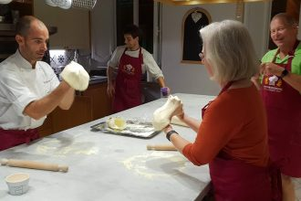 Pizza Making and Gelato Class | Private