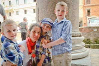 Vatican Tour for Kids and Castel Sant'Angelo | Private
