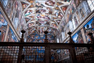 Vatican Night Tour with Buffet Dinner | Private