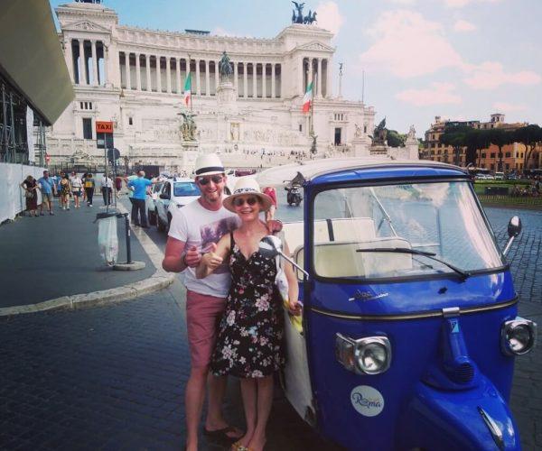 Tuk Tuk Tour de Roma | Privado