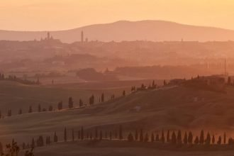 Tuscany Wine & Cheese Tour in Pienza   Private