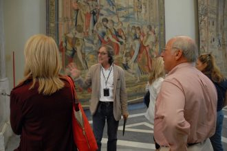 Vatican Night Tour with Buffet Dinner   Private