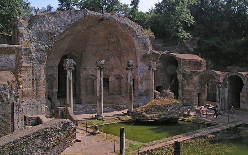 Tivoli, Villa d'Este y Villa Adriana