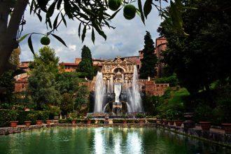 Tivoli, Villa d'Este & Villa Adriana