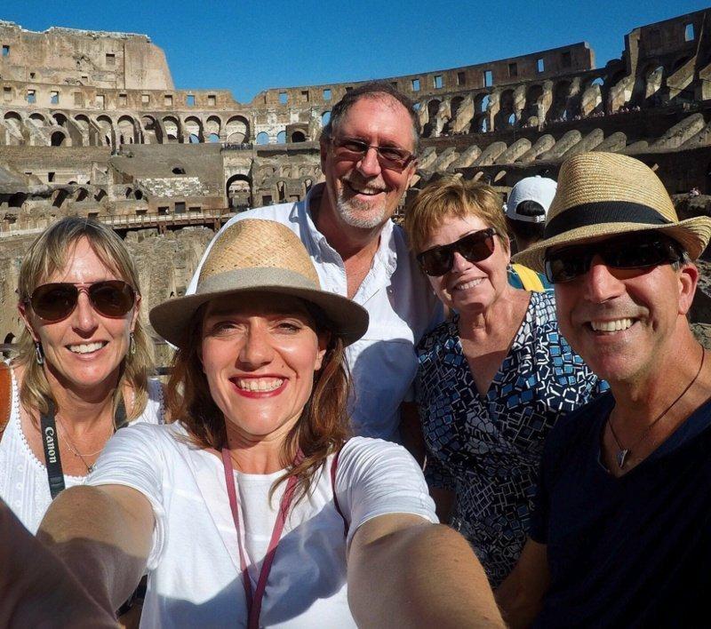 Excursión por la costa de Roma para niños y familias