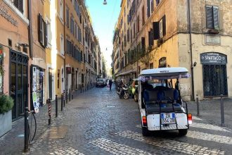 Hidden & Mysterious Rome Tour