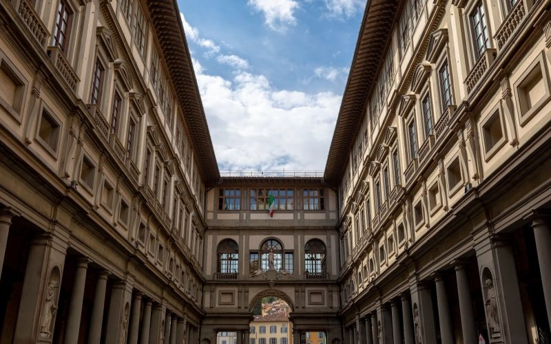 Galerie des Offices Florence