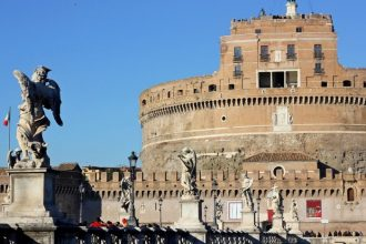 Castel Sant'Angelo – Hadrian's Tomb and the Papal Fortress
