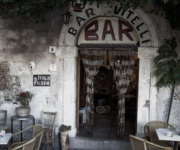 Tour del padrino con almuerzo siciliano