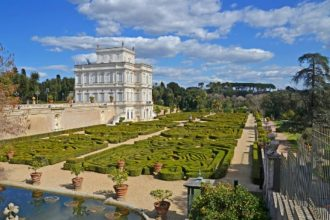 Gardens and Views of Rome