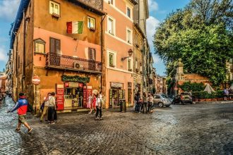 Trastevere Food Tour | Small Group
