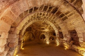 Rome-catacombs-tour